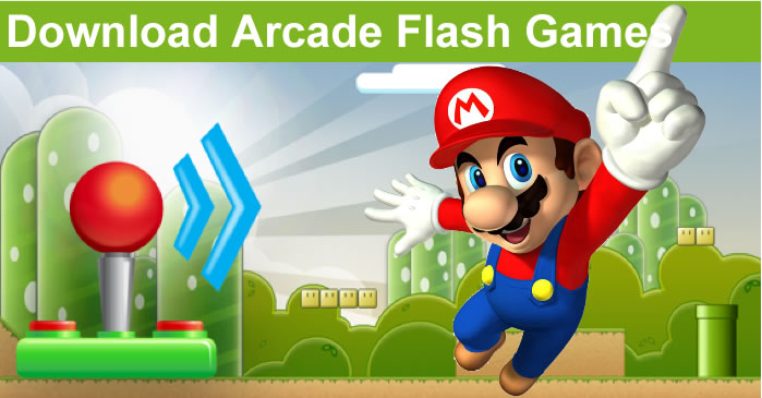 Online Flash Arcade games